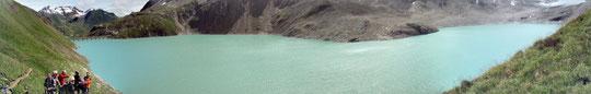 Il lago del Sabbione
