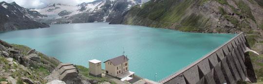 Il lago dei sabbioni