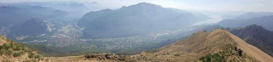 Il lago Maggiore, Gtavellona, Omegna e il lago d'Orta