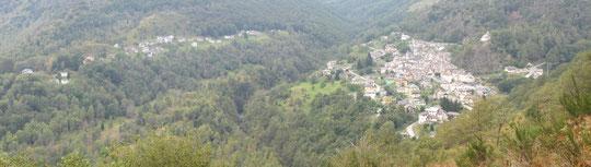 A sinistra Provola, a destra Finero