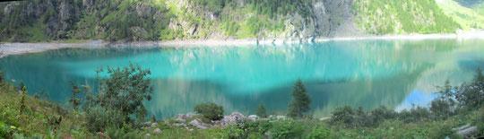Il lago (o bacino) dei Cavalli