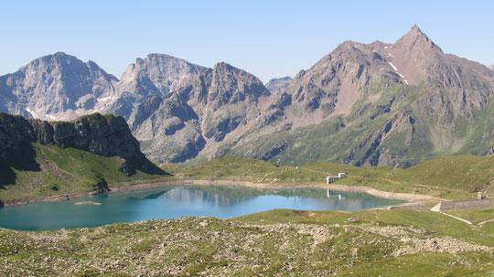 La Val Grande dalla vetta della Laurasca