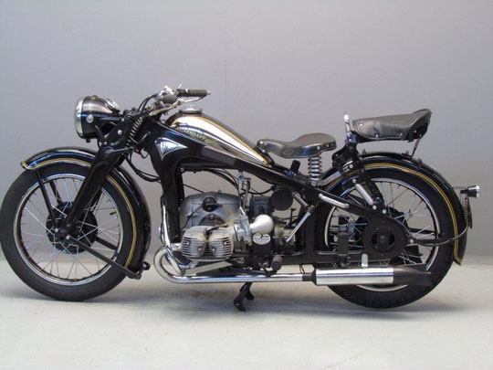 KS500 1936-1938