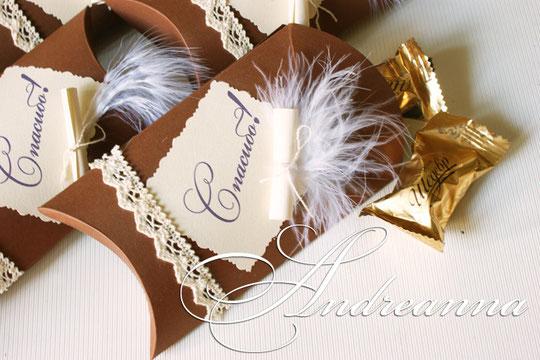 бонбоньрка с благодарностью (в любом цвете, с желаемыми деталями), стоимость упаковочки 15 грн