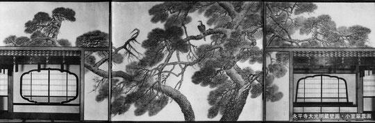 永平寺光明蔵壁画・小室翠雲