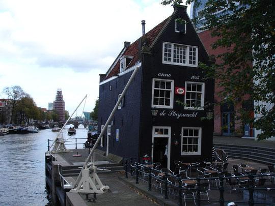 les canaux d'amsterdam, hollande