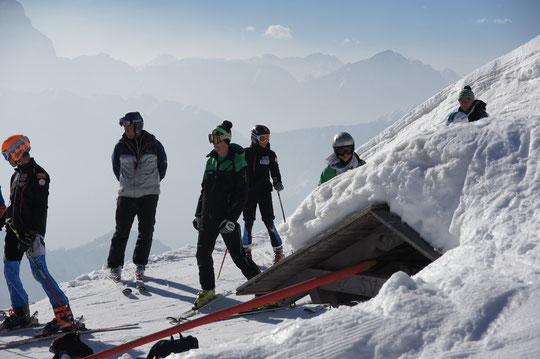 Starthütte am Nassfeld
