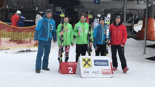 Philip Hoffmann gewinnt RSL auf der Gerlitzen und auf der Turracher Höhe