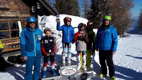 2. Platz für Collin Seiwald