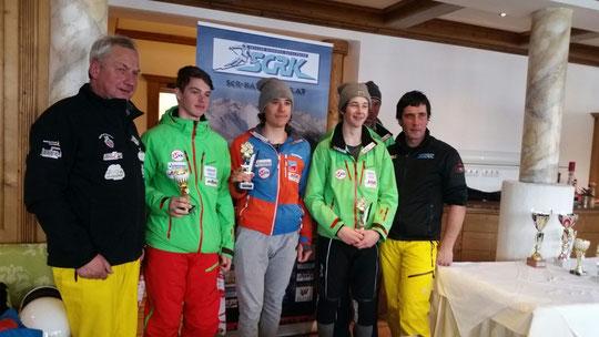 2. Platz für Philip Hoffmann im Slalom am Katschberg