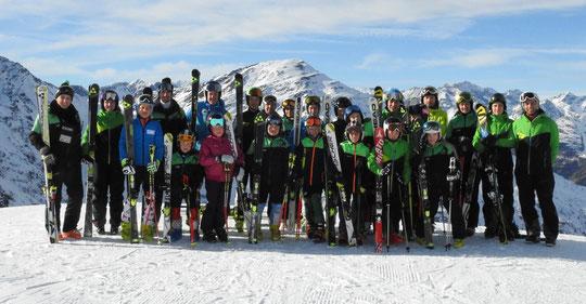 Das Team des SV Faaker See