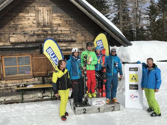 Philip Hoffmann wird Landesmeister im Slalom