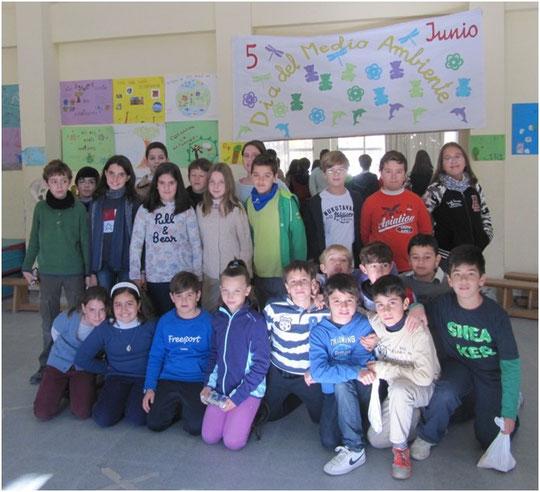Grupo de 5º