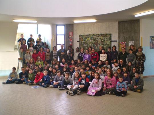 Coro della scuola 2012