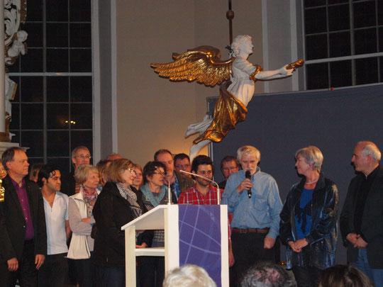 Erste Nominierung unserer Gruppe beim Eine-Welt-Preis-Fest am 29.01.2016