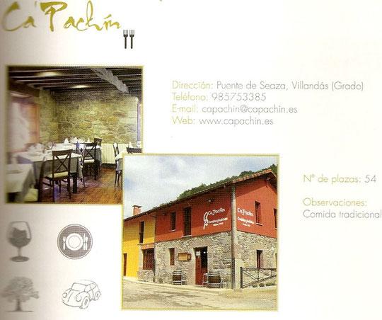 Casa Pachín-Puente Seaza