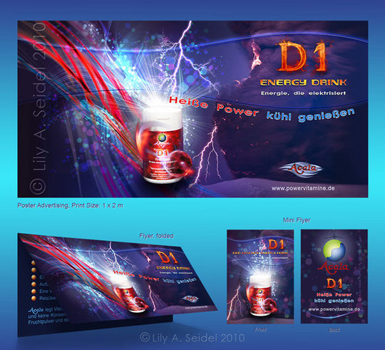D1 Energy Drink Acala GmbH