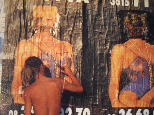 Love street art 1998