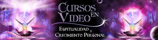 Mis CURSOS en VIDEO sobre CRECIMIENTO PERSONAL y ESPIRITUAL