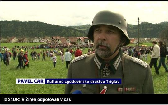 24ur.com Jugoslovanska vojska se je spopadla s silami tretjega rajha