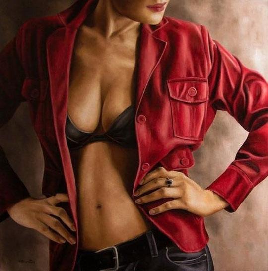 женщины анник боватьер