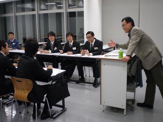 加藤敏也氏