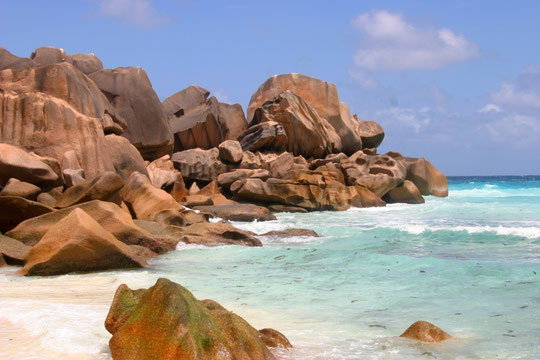 """Grand Anse"" La Digue"