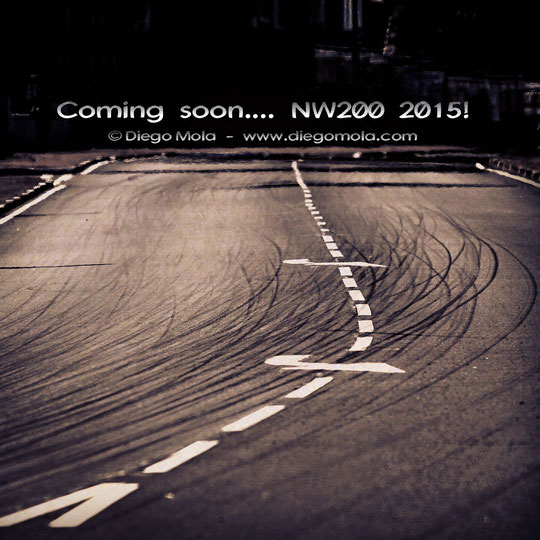 Coming soon... North West 200 2015!