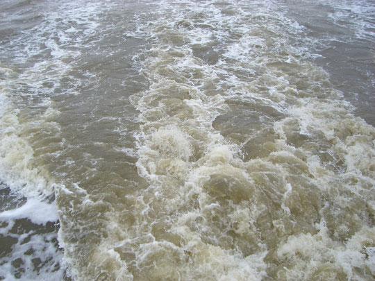 Alte Fahrwasser verlassen