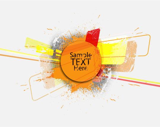 汚した背景のテキスト スペース Abstract Background With Space For Text