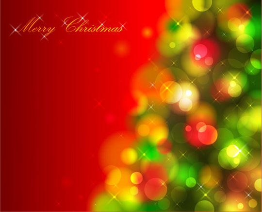 煌めくクリスマスの背景 beautiful christmas background2