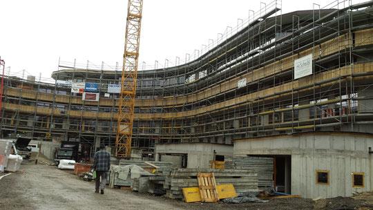 Kurhaus / Bad Goisern ca. 14000m² Isolierungsarbeiten                                                 Februar - April 2014