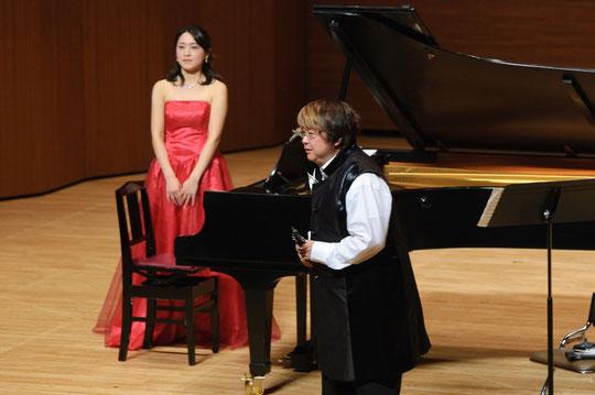 ピアニストは荒谷心里さんに変更となりました