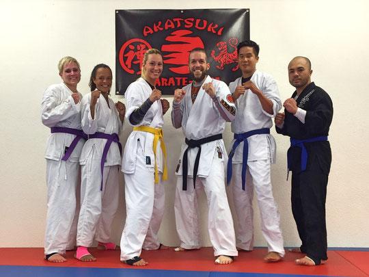 Zendokai Akatsuki Dojo Karate-MMA