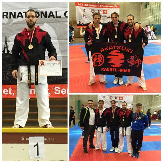 Akatsuki Dojo @ International Basler Open
