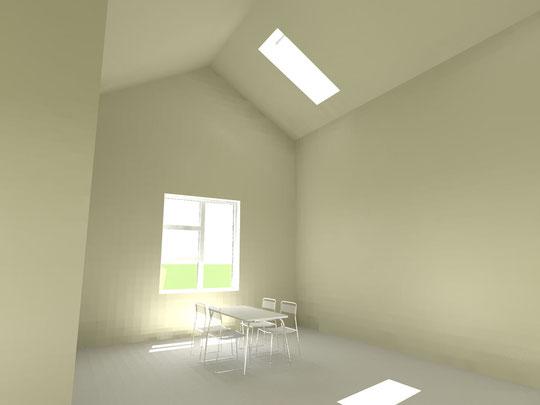 明るい家の作り方