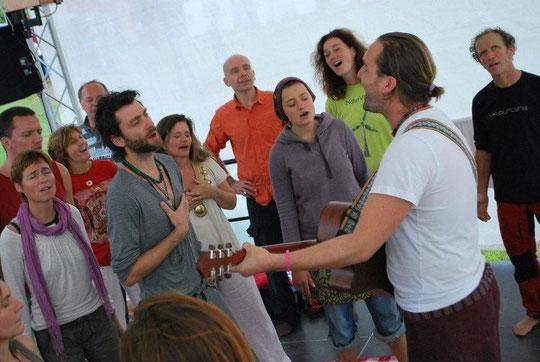 Finde deinen Klang, Walt-Welt-Festival 2012