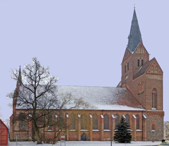 Friedland (Mecklenburg): St. Marien