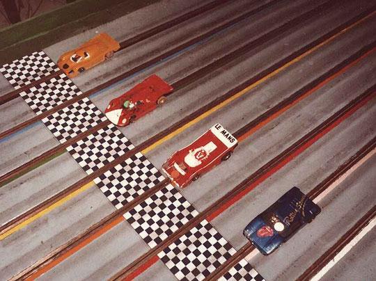 Sport-Europe série 1 du GP de Thoiry 1984