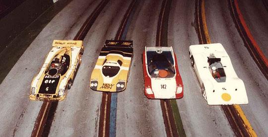 Sport-Europe série 2 du GP de Thoiry 1984