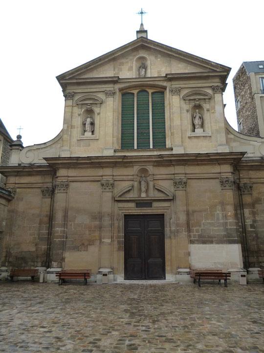 St Joseph des Carmes