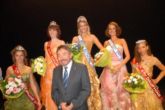Miss Béthune 2011