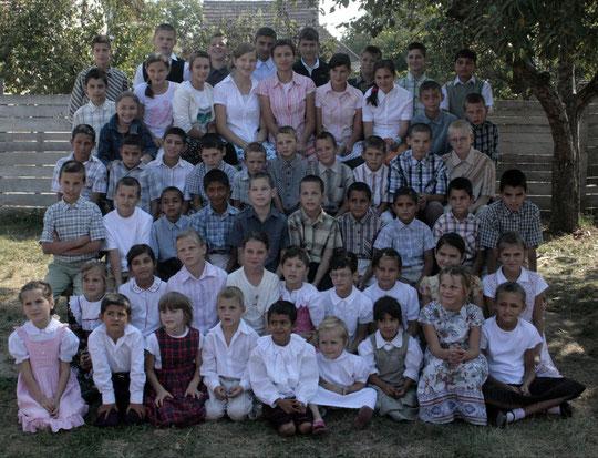 Gruppenfoto Herbst 2011