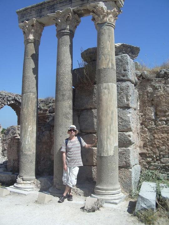 El arqueólogo estival