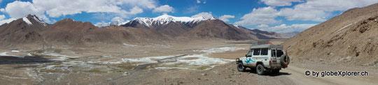 Akbaytal Pass 4655 m ü. M.
