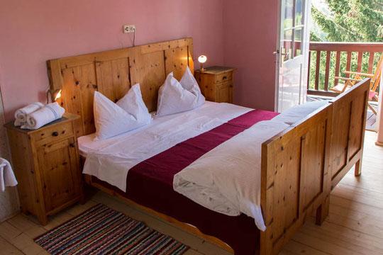 Das Rosa Zimmer Ferienwohnungen Villn Ss