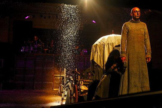 Purgatoire De Dante Téatro Del Silencio