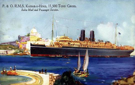 SS Kaisar-i-Hind Steamship