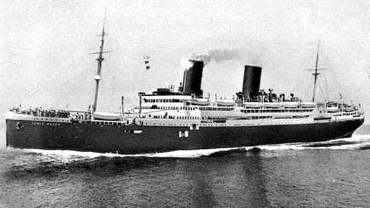 SS Conte Rosso