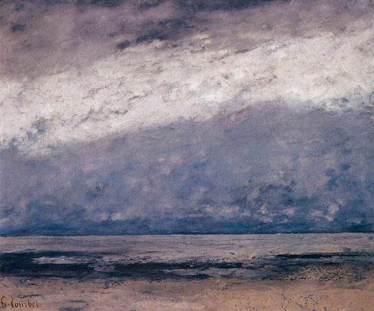"G. Courbet, ""Marina"" (1865)"